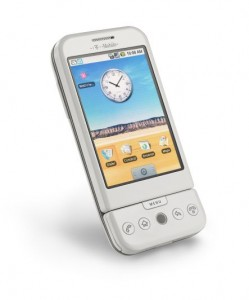HTC G1 Google Phone mit Android