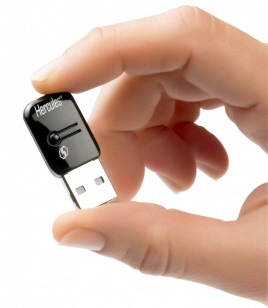 Hercules: Mini WLAN USB-Adapter